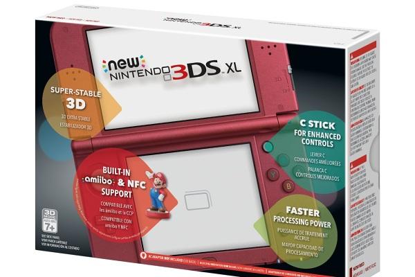 26949796f Recenze herní konzole Nintendo New 3DS XL | MegaDuel.cz
